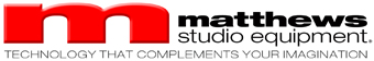 Mathews Studio Equipment