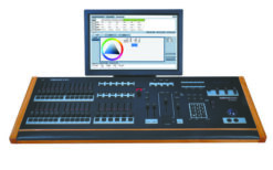 LEPRECON XC-350 LIGHTING CONSOLE